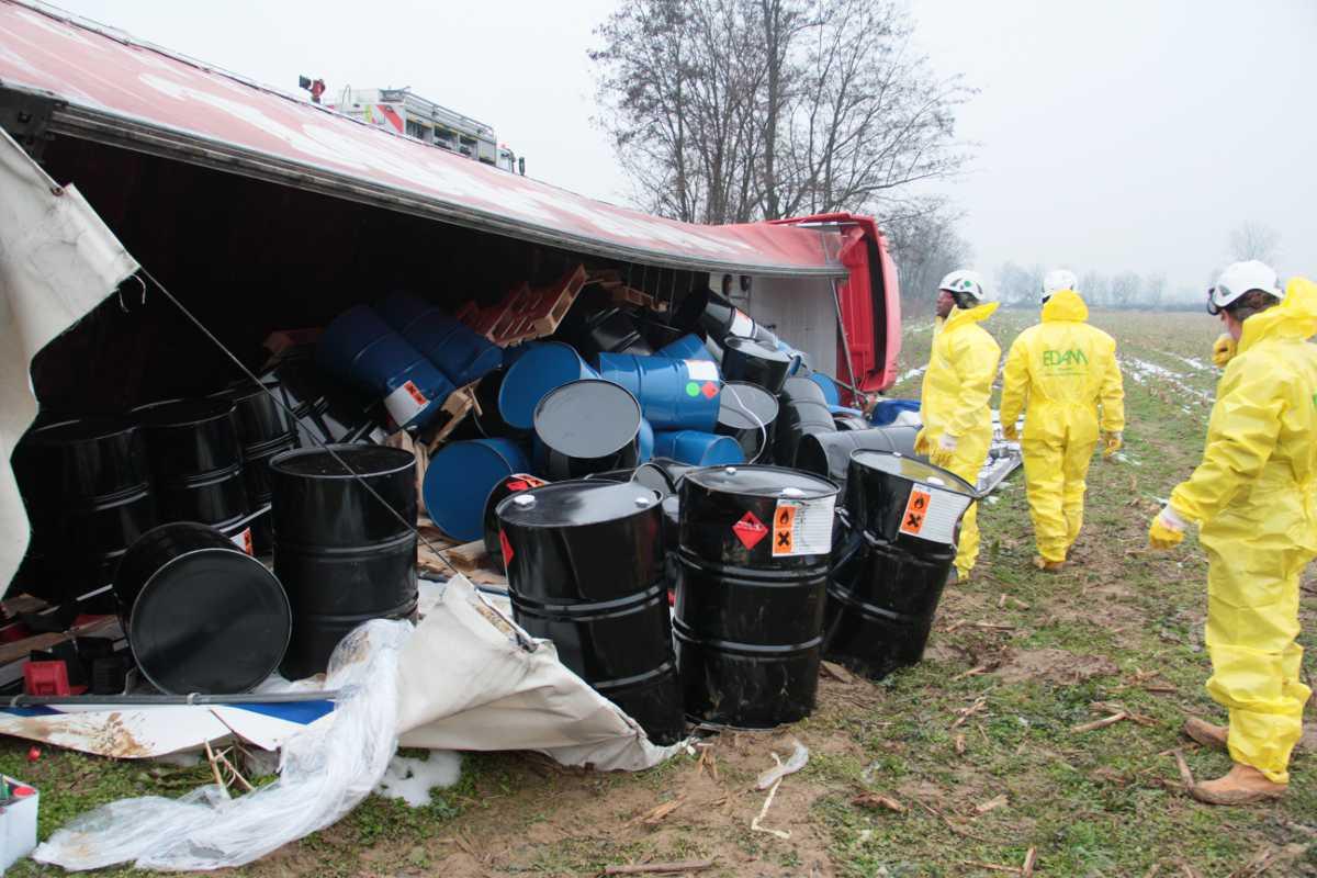 rifiuti radioattivi e rifiuti tossici