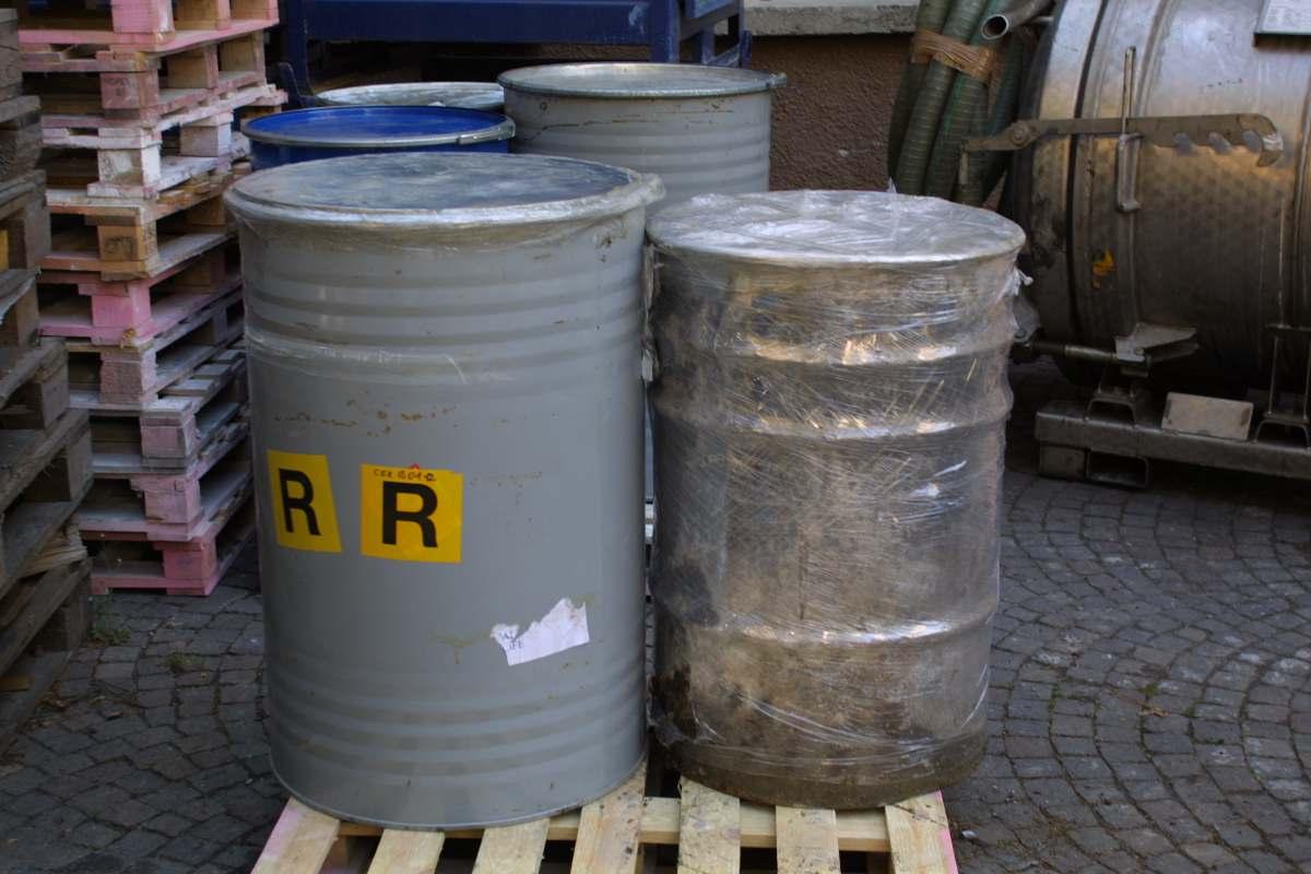 rifiuti tossici e rifiuti radioattivi